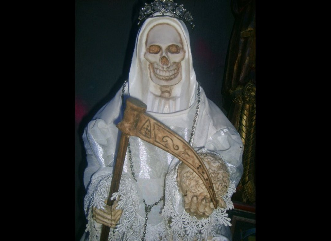 Images of most holy death most holy death - Santa muerte signification ...