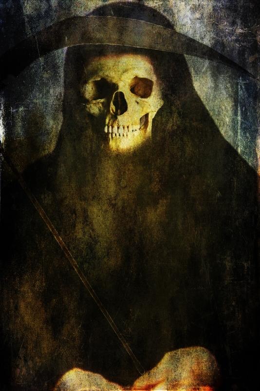 Sta Muerte Negra