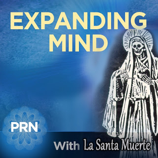 Expanding Mind Santa Muerte