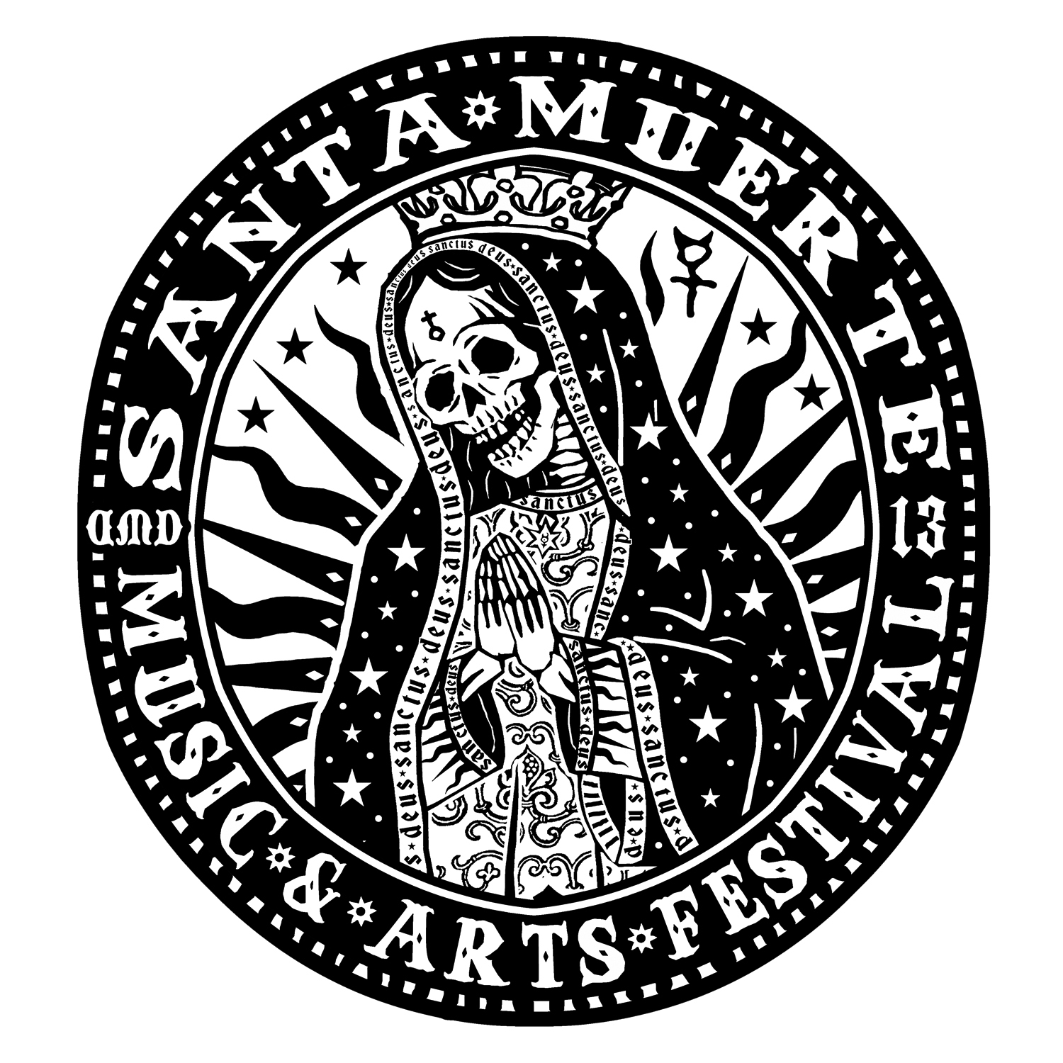 la nina de muchas caras u2013 the many faces of santa muerte u2013 most