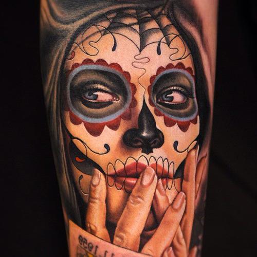 La Nina de Muchas Caras – The many faces of Santa Muerte