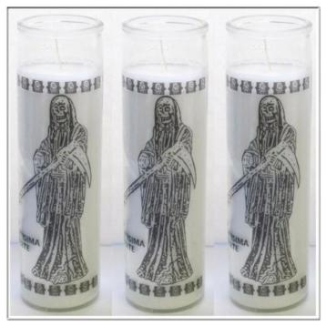 Votive Candles - Santa Muerte