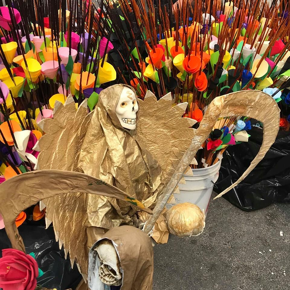 A Gringa in Tepito – American Devotee Documents the 17th Anniversary