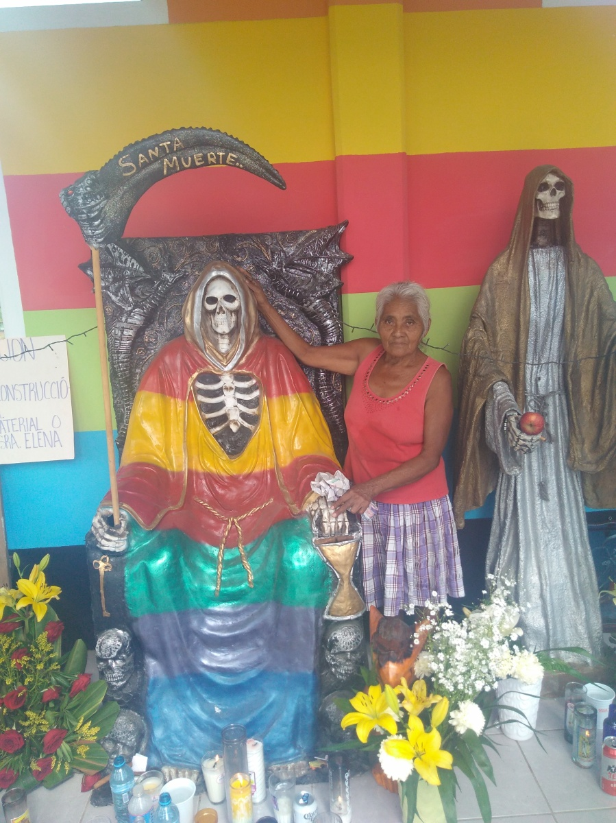 Mighty Mexican Mothers: Santa Muerte as Female Empowerment in Oaxaca