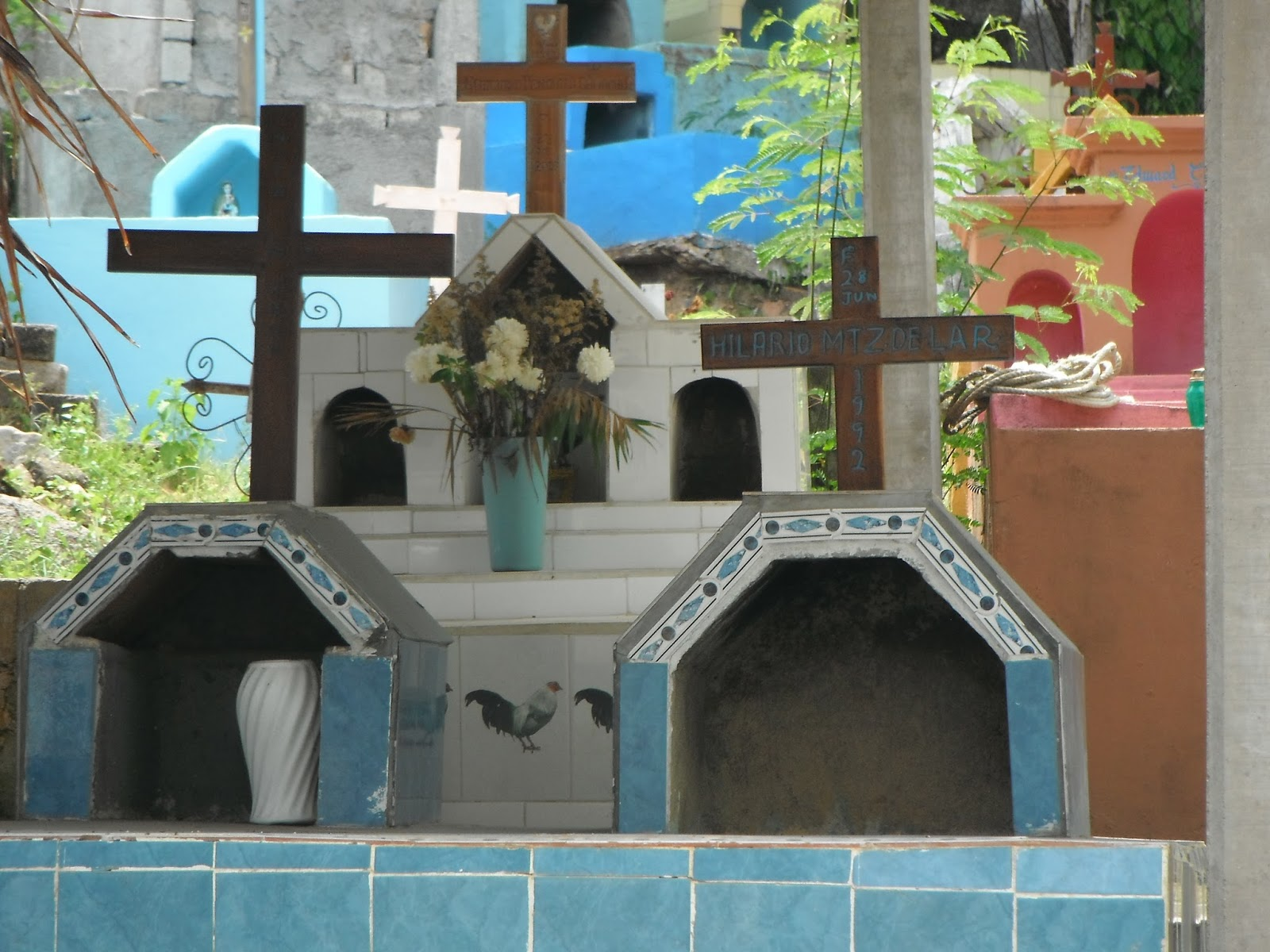 Ecoturismo México: Playa Panteón, Puerto Angel, Oaxaca
